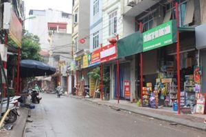 Tranh cãi về tuyến phố kiểu mẫu thứ 2 ở Hà Nội: Nếu nhiều ý kiến phản đối, sẽ điều chỉnh đề án