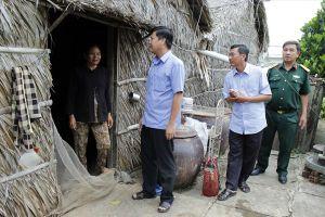 Long An, Tiền Giang, Bến Tre tích cực ứng phó bão số 9
