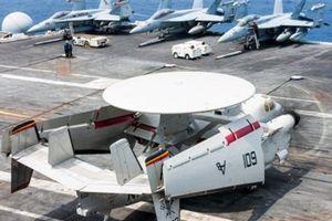 Mỹ-Pháp hợp vây tác chiến điện tử Nga ở Địa Trung Hải