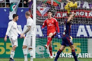 Giữa 'tâm bão' doping, Real Madrid thua thảm ở Eibar
