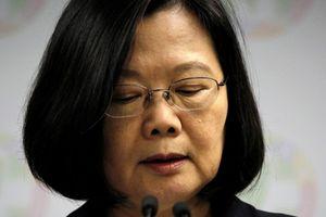 Bà Thái Anh Văn từ chức lãnh đạo đảng cầm quyền Đài Loan
