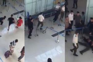 Cấm bay 3 người đánh nhân viên hàng không sân bay Thọ Xuân