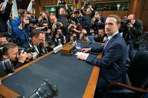 'Vận đen' của ông chủ Facebook