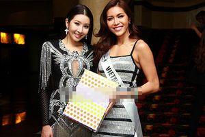 Liên tục ghi điểm, Minh Tú có cơ hội chiến thắng ở Miss Supranational?