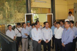 Bí thư Thành ủy Đà Nẵng: Sông Cu Đê là chốt an toàn nguồn nước của cả thành phổ