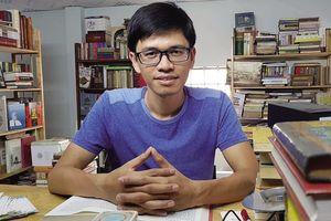 Trần Đình Ba, chuyên gia 'án xưa tích lạ'