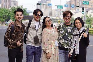 Nghệ sĩ Việt Nam đến Đài Loan giao lưu