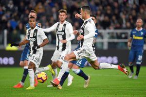 Ronaldo vươn lên dẫn đầu danh sách Vua phá lưới Serie A