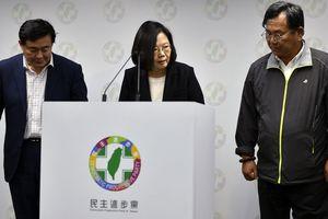 Lãnh đạo Đài Loan từ chức chủ tịch đảng