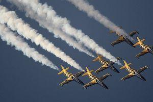 Cơ quan Vũ trụ Nga tự hào về dàn máy bay phản lực riêng