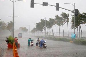 Thời tiết ngày 25/11: Bão số 9 gây mưa lớn ở Nam Bộ, gió giật cấp 10