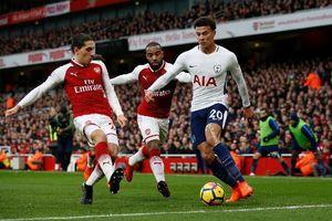 Lịch thi đấu Ngoại hạng Anh vòng 14: Đại chiến Arsenal vs Tottenham