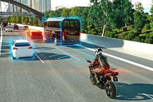 Continental giới thiệu 2 công nghệ an toàn thông minh cho xe mô tô