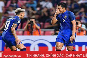 Việt Nam gặp Thái Lan ở bán kết trong trường hợp nào?