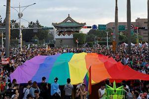 Người dân Đài Loan nói 'Không' với hôn nhân đồng giới