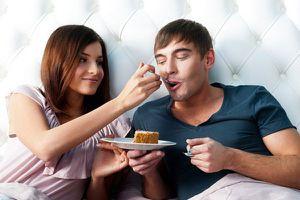 Càng hạnh phúc trong tình yêu càng dễ tăng cân
