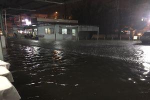 TP.HCM: Bệnh viện Đa khoa khu vực Hóc Môn bị nhấn chìm