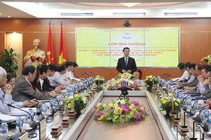 Bộ trưởng Nguyễn Mạnh Hùng: Lúc khó khăn, tướng phải đi đầu