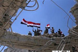 Chính phủ Syria và lực lượng nổi dậy tiến hành trao đổi tù binh