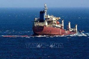 Nhiều thuyền viên mất tích do chìm tàu tại Indonesia