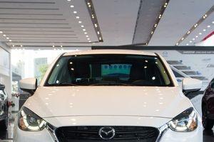 Mazda2 mới gây tò mò với công nghệ 'lạ' vừa xuất hiện ở Hà Nội