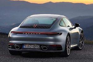 Porsche 911 đời mới bất ngờ lộ ảnh trước thềm ra mắt