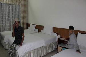 Lan tỏa hình ảnh khách sạn tại Vũng Tàu đón người nghèo tránh bão số 9