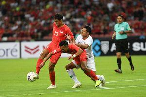 Nóng: Trọng tài Việt Nam sẽ bắt chính trận Thái Lan vs Singapore