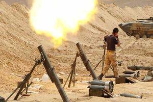 Syria nã hỏa lực đáp trả khủng bố tấn công dân thường bằng vũ khí hóa học