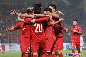 ĐT Việt Nam vào TP.HCM chuẩn bị cho bán kết AFF Cup 2018