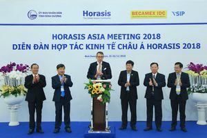 Bình Dương tổ chức Diễn đàn Hợp tác kinh tế Châu Á