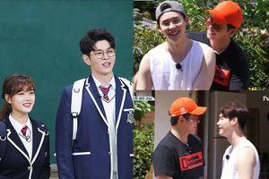 Cao 1m91, Yoon Kyun Sang khiến Kim Yoo Jung bị đau cổ với cảnh ôm hôn và Lee Jong Suk trở nên nhỏ bé