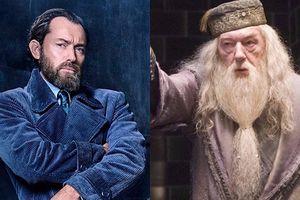 'Fantastic Beasts 2': Sự thật bất ngờ về xuất thân của Dumbledore
