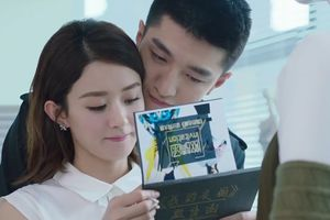 'Thời gian tươi đẹp của anh và em' tập 23: Kim Hạn và Triệu Lệ Dĩnh thể hiện tình cảm yêu đương công sở ngọt ngào