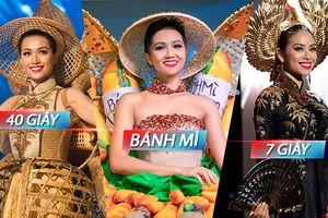 'Bánh mì' của H'Hen Niê tại Miss Universe: Chỉ lên sóng 40 giây, tranh cãi quá thừa thãi?