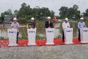 Đầu tư 400 tỷ đồng xây dựng cống âu thuyền Ninh Quới tại Bạc Liêu