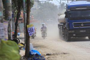 TP.HCM: Nhiều sai phạm tại dự án nâng cấp cải tạo đường Huỳnh Tấn Phát quận 7