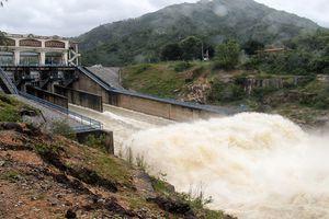 11 hồ thủy lợi xả điều tiết lũ