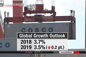 Thế giới tuần qua: Căng thẳng thương mại đe dọa kinh tế toàn cầu