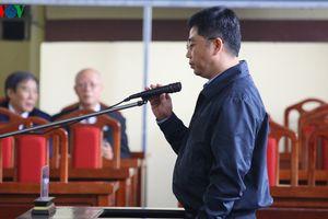 Bị cáo Nguyễn Văn Dương xin nhận tội thay cho các nhân viên CNC