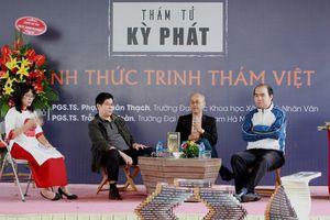 Điều kiện nào để dòng văn học trinh thám Việt Nam từng 'vang bóng một thời' sẽ hồi sinh?
