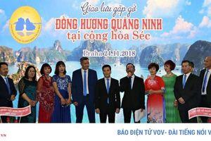 Ra mắt Hội đồng hương tỉnh Quảng Ninh tại Cộng hòa Séc