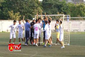 Trận chung kết Giải bóng đá học sinh THPT Hà Nội 2018 hứa hẹn sự hấp dẫn kịch tính