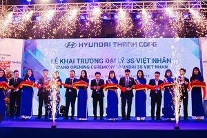 Hyundai Thành Công liên tục khai trương các đại lý xe thương mại