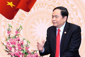 BẢN TIN MẶT TRẬN: Đoàn cấp cao UBTƯ MTTQ Việt Nam thăm hữu nghị CHND Trung Hoa