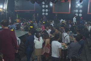 Giám đốc Công an tỉnh Đắk Lắk trực tiếp chỉ đạo kiểm tra quán bar có hàng chục thanh niên đang phê ma túy