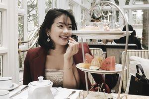 Check-in sang chảnh như hot girl tại 6 quán trà chiều nổi tiếng Hà Nội