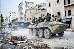 Nga xác nhận: Phiến quân Syria dùng đạn pháo chứa chất độc tấn công Aleppo