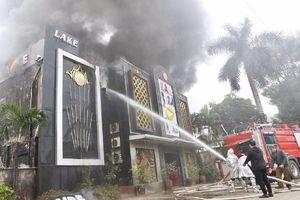 Xử phạt hơn 180 tỷ đồng đối với các trường hợp vi phạm về cháy nổ