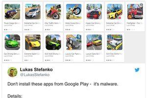 Google xử lý hàng loạt mã độc 'cài cắm' trong các ứng dụng siêu hot